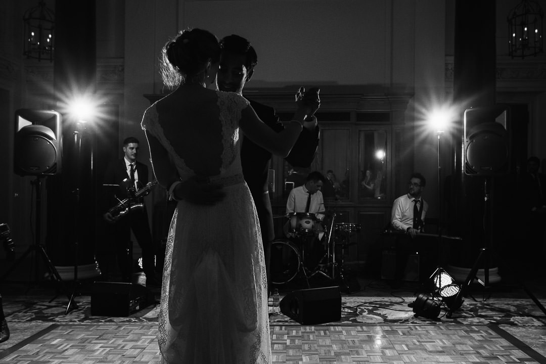 First dance at the Ned Hotel London