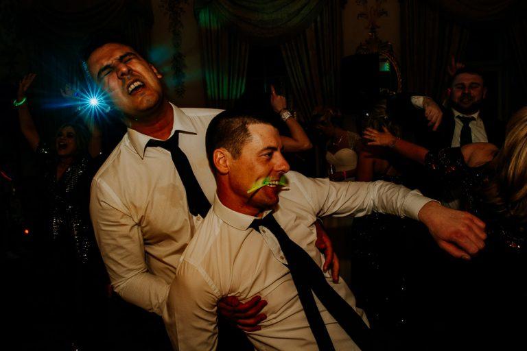 carton house wedding evening celebrations
