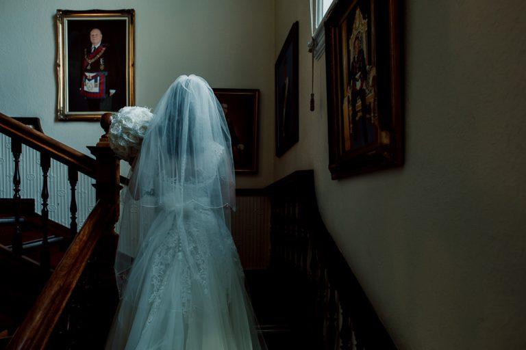 Glenmore House Surbiton documentary wedding photography