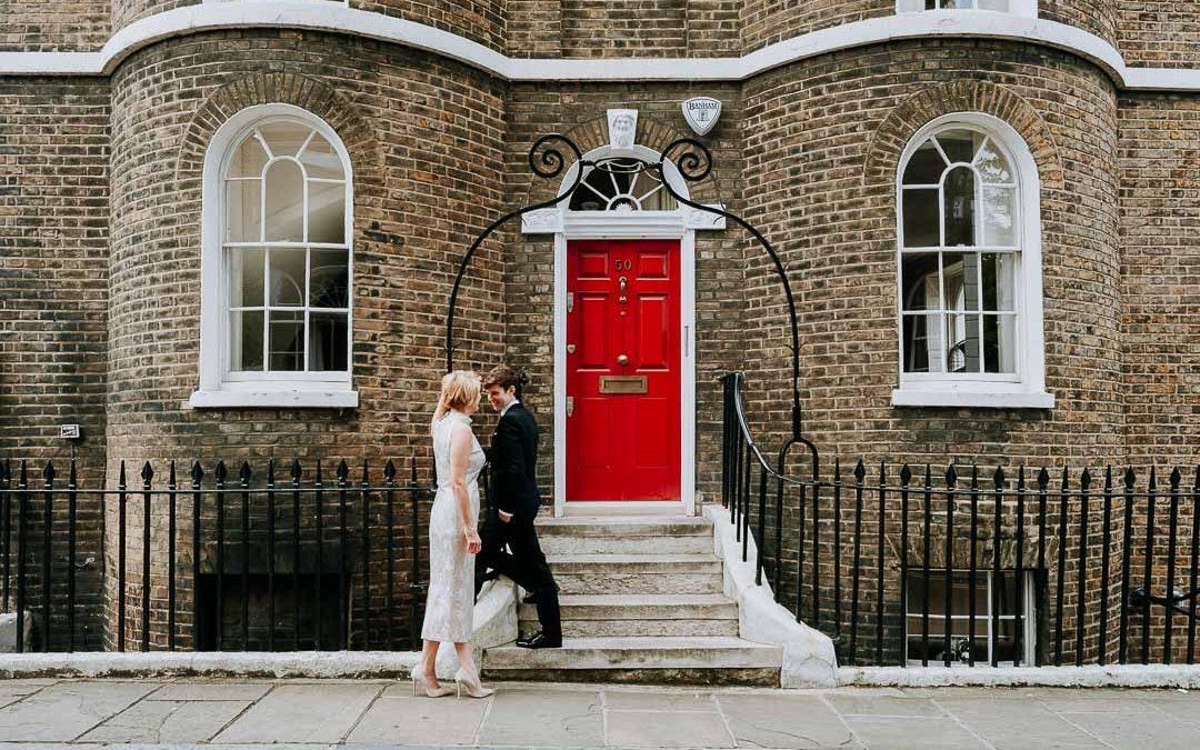 A stylish Same-sex Islington Wedding