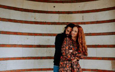 Hampstead Pergola Couple Shoot